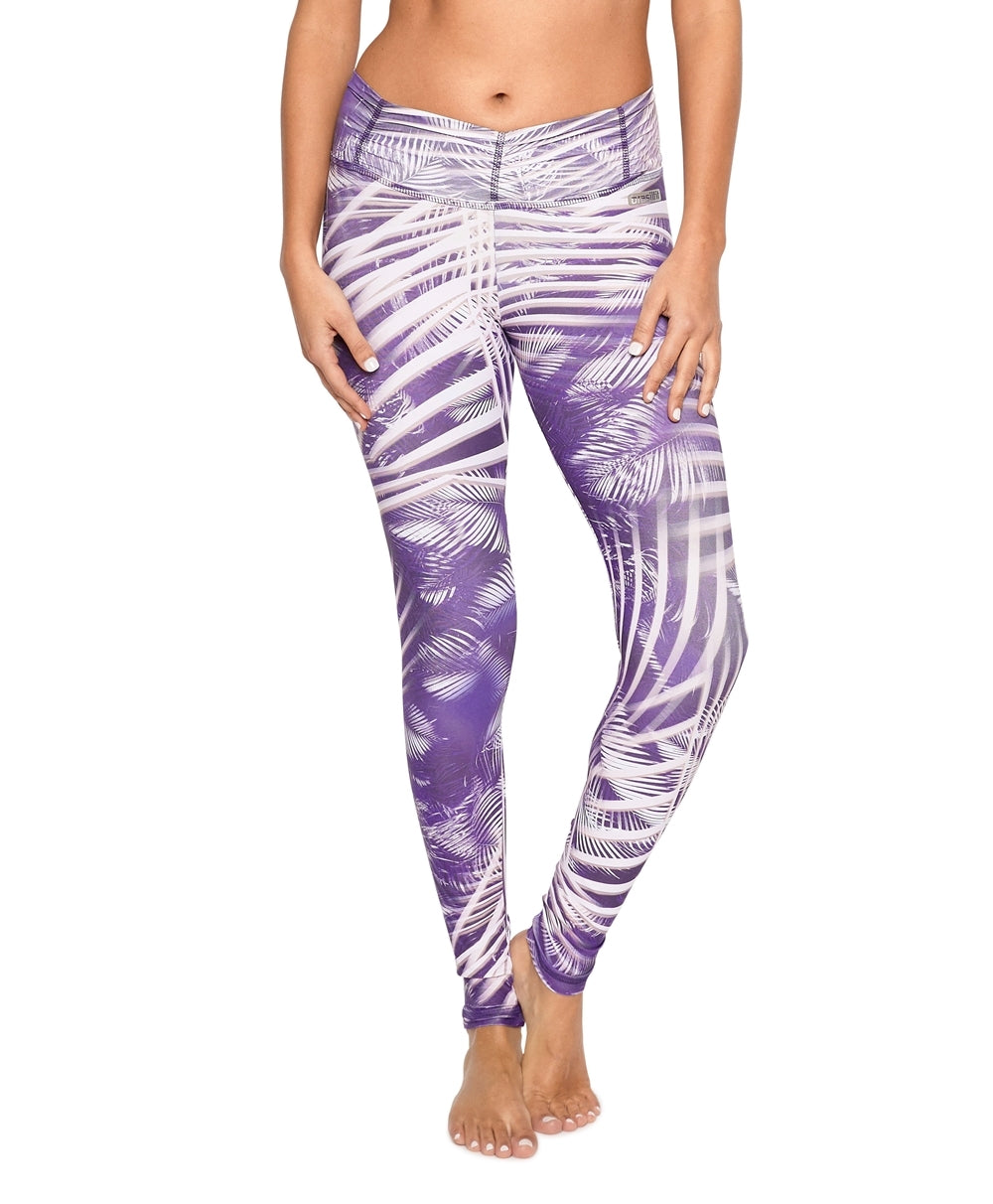 Full Length Legging Violet Dream