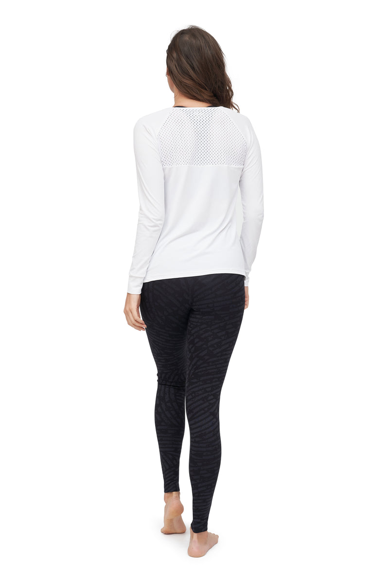 Cassis Long Sleeve Top