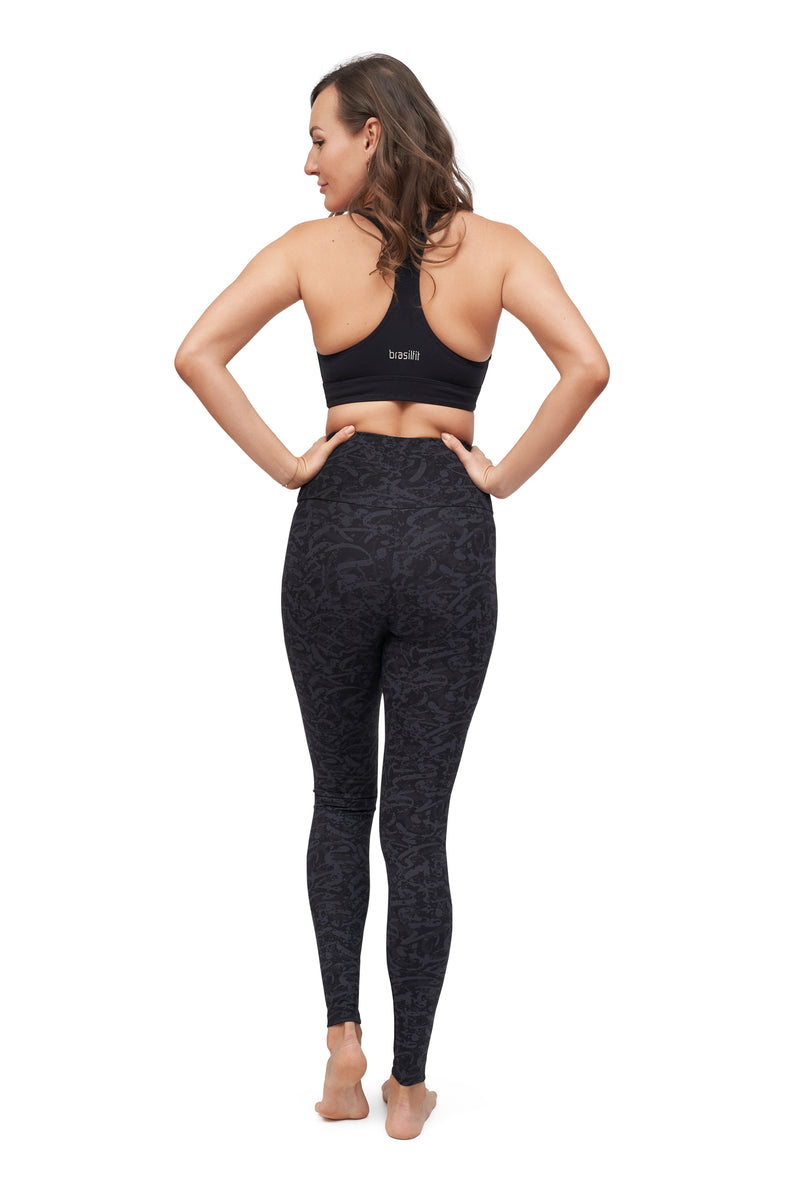 Mira High Waisted Full Length Legging