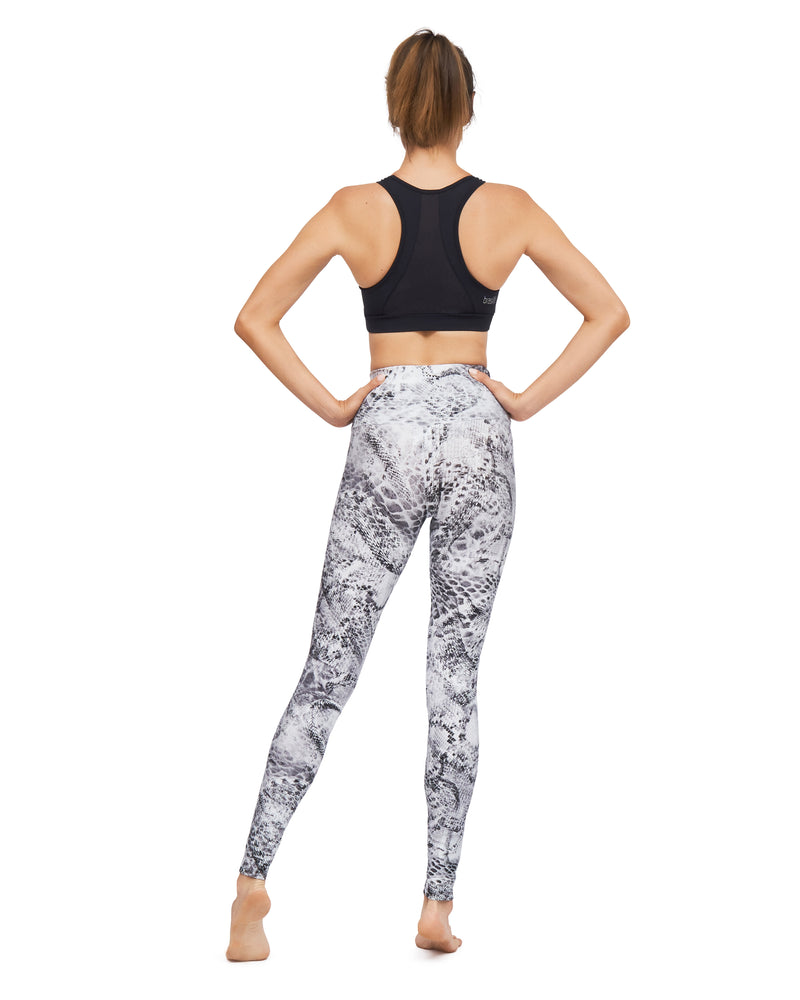 Mou High Waisted Full-Length Legging