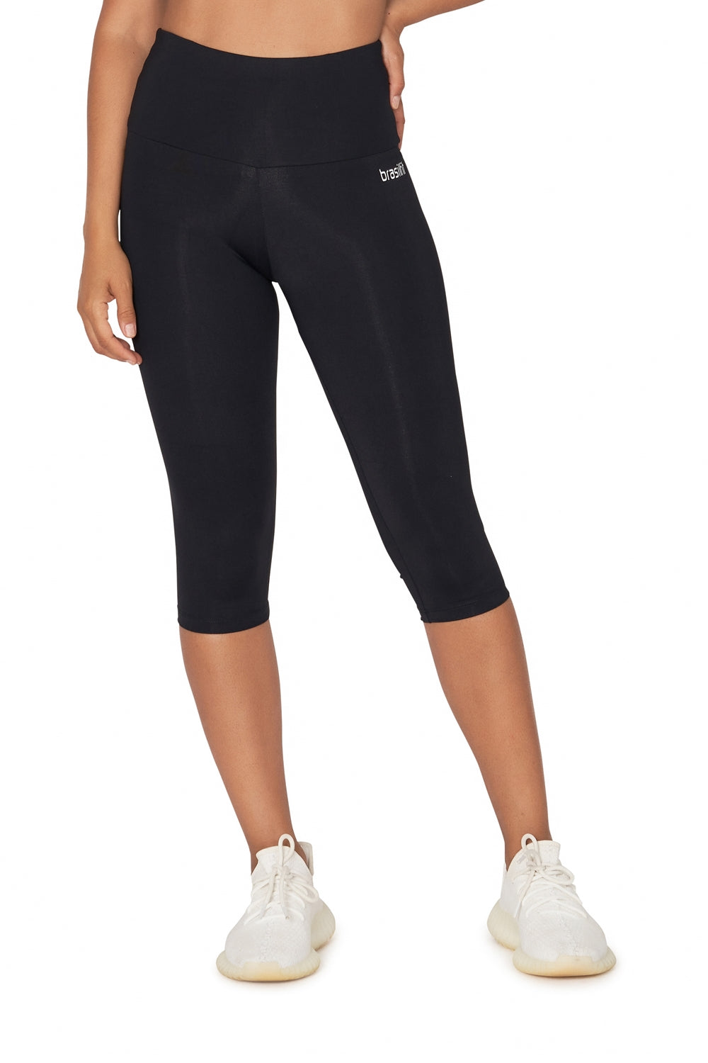 High Waisted Basic Xtreme Under Knee Tights