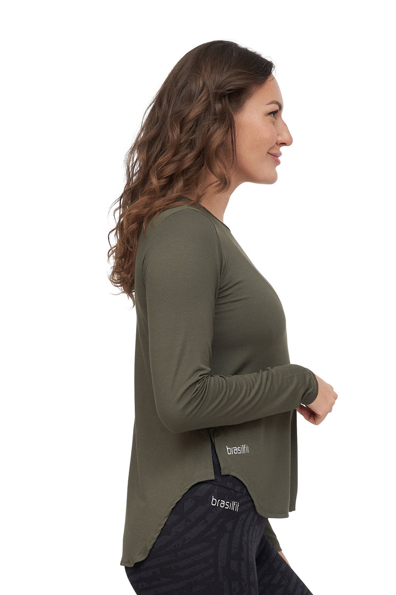 Dingle Long Sleeve Top