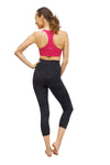 Florence High Waisted Mid Calf Legging