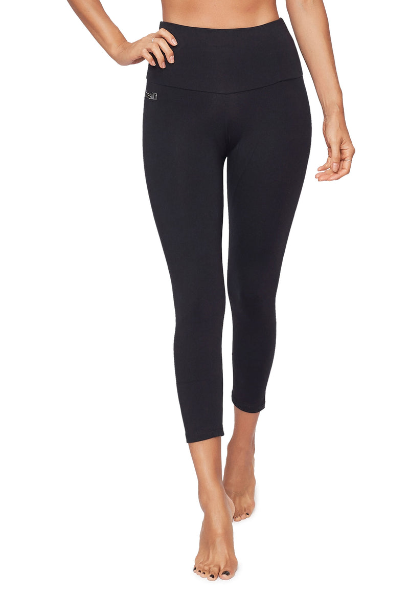 High-Waisted Supplex Mid Calf Legging