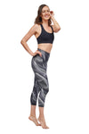 Tula High Waisted Mid Calf Legging