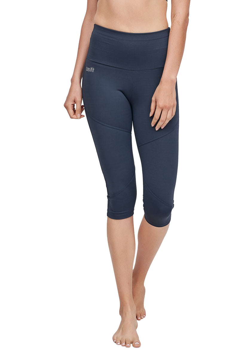 Munich High Waisted Under Knee