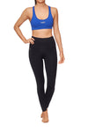 High-Waisted Supplex Full Length Legging