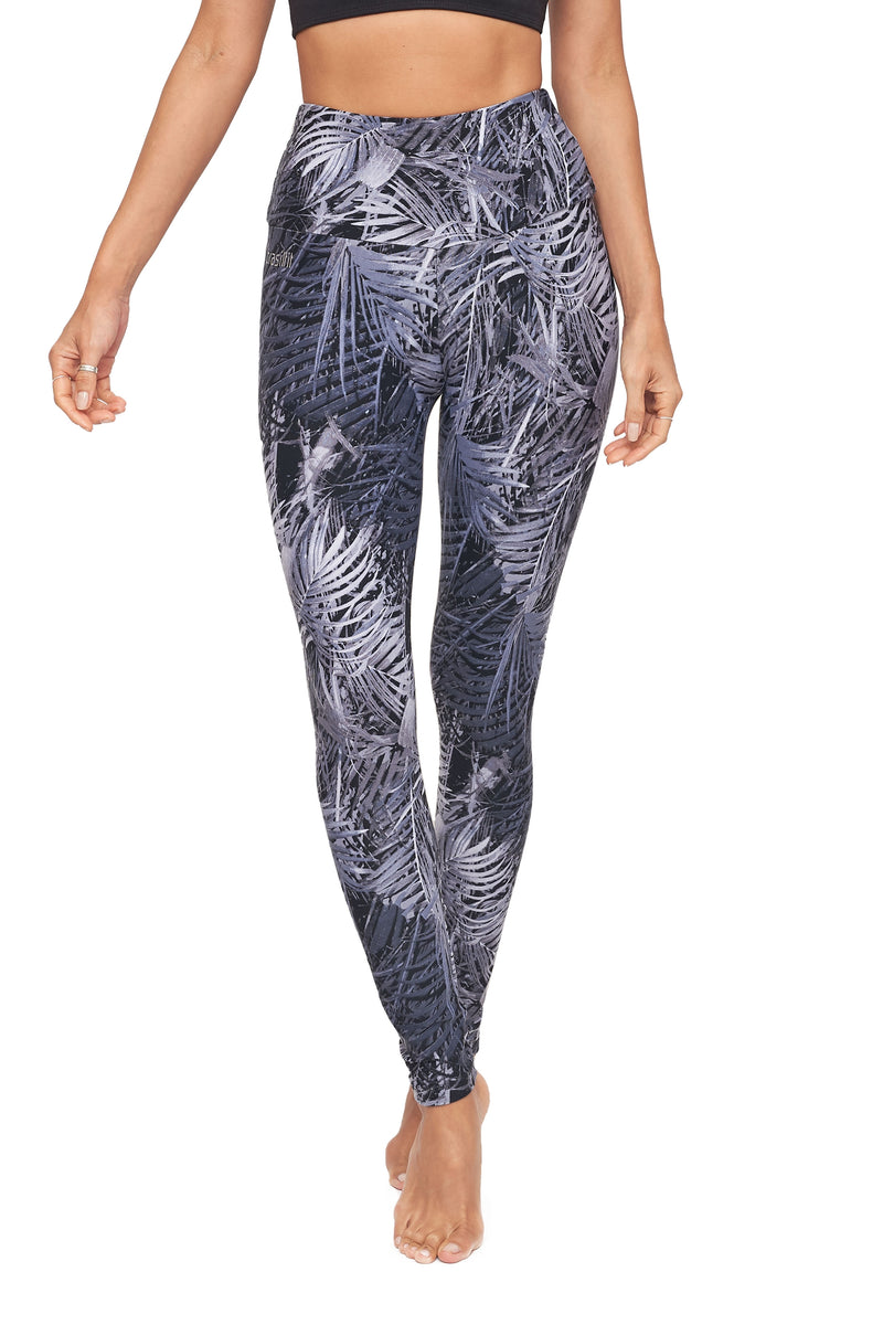 Tolouse High Waisted Full-Length Legging