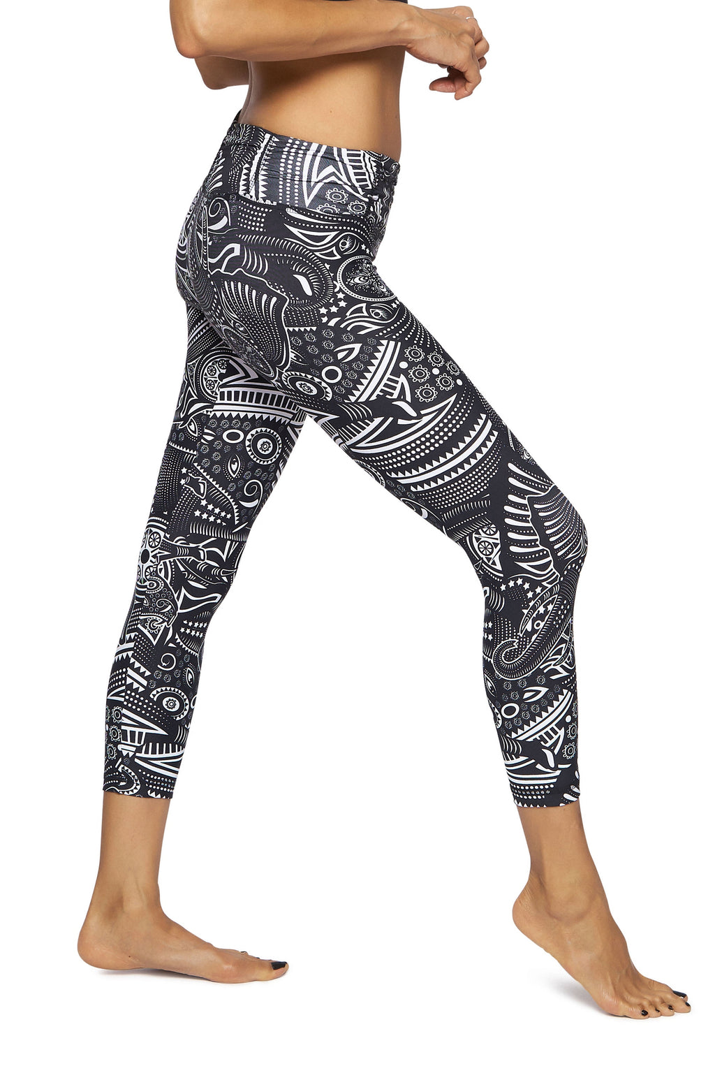967971e19 Brasilfit Crazy Prints - Limited edition exclusive printed tights