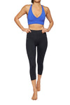 High-Waist Mid Calf Legging