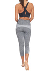 Turin High Waisted Mid Calf Legging