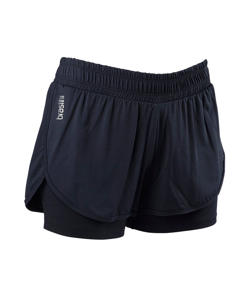 Shorts Sole 2 in 1 Black