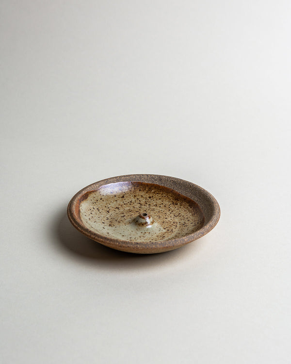 Stoneware Woodfired Holder