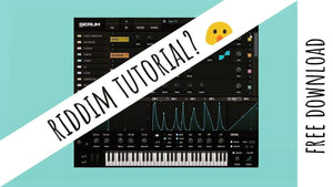 Tons of Effects - Riddim Serum Preset