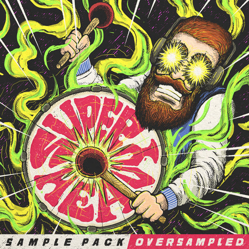 SUPER HEAVY - 1000 Drums HyperPack