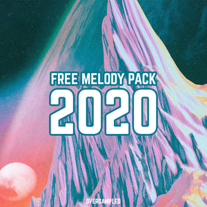 2020 FREE Melody Sample Pack - 50 Premium Melodies