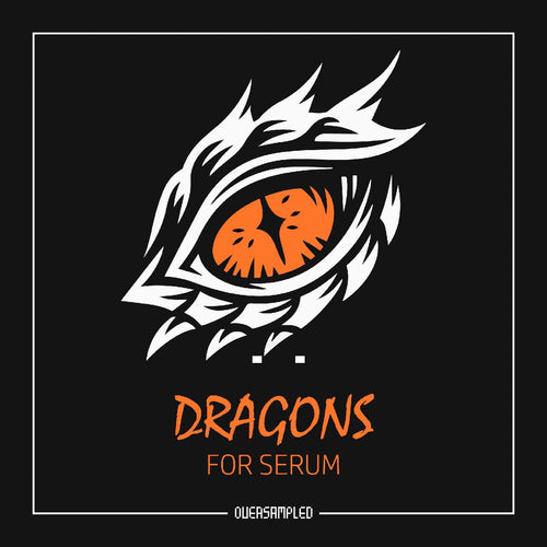 'Dragons' Riddim/Dubstep - Xfer Serum Preset Pack