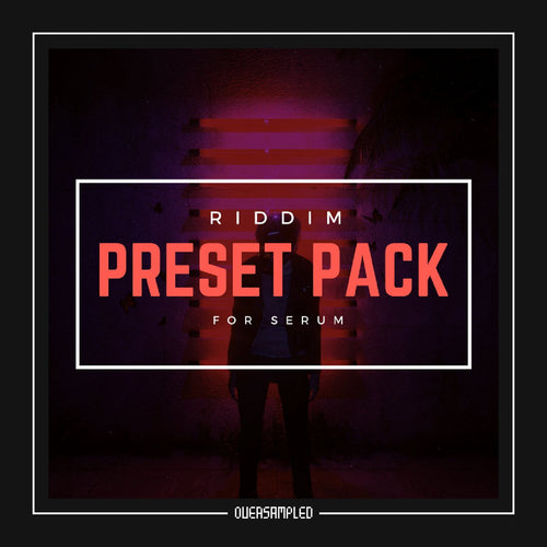 RIDDIM SERUM PRESET PACK VOL.1 + Ableton Project File