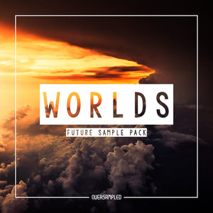 Worlds - Dreamy, Futuristic, Nostalgic Sample Pack