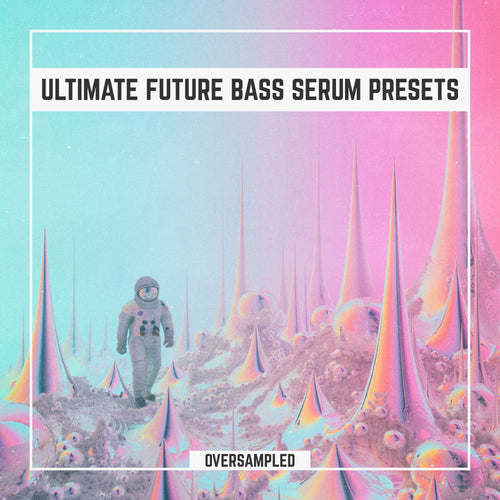 Ultimate Future Bass Xfer Serum Presets Vol.1