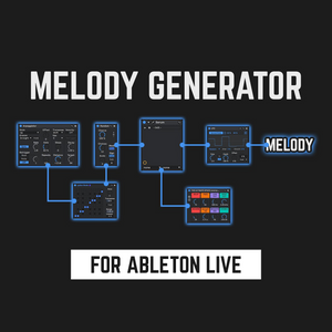 Melody & Chord Generator for Ableton Live