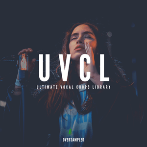 Ultimate Vocal Chops Library Vol.1