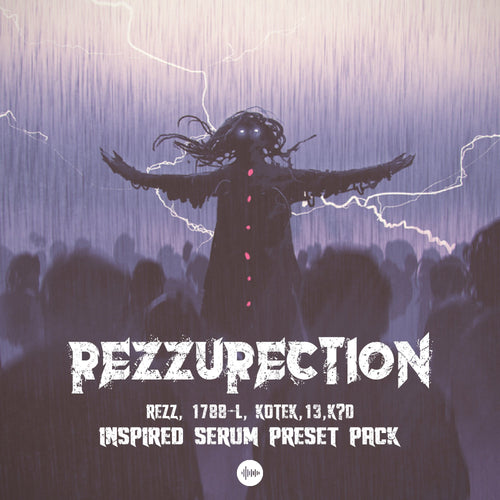 REZZURECTION - Ultimate Mid Tempo Serum Preset Pack