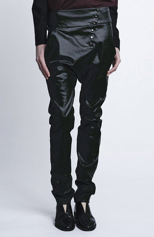 Crash Trousers Black