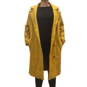 Coat YELLOW CT2103