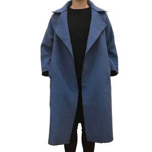 Coat BLUE CT2113
