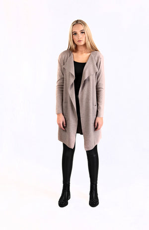 Cardigan Light Grey