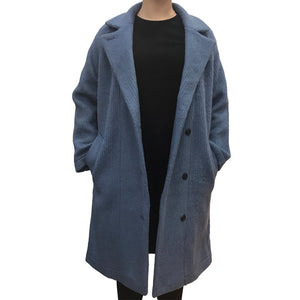 Coat BLUE CT2103