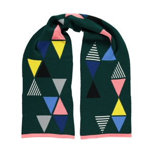 Triangle Scarf Forest