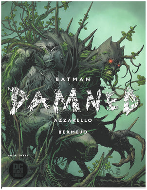 Batman Damned #3 2019 Jim Lee Variant