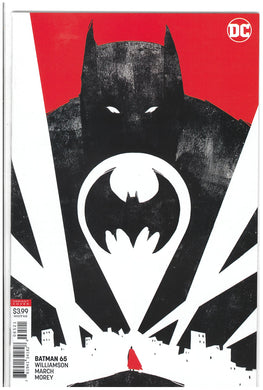 Batman #65 2019 Jeffrey Alan Love variant
