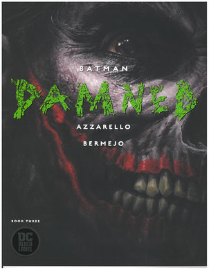 Batman Damned #3 2019