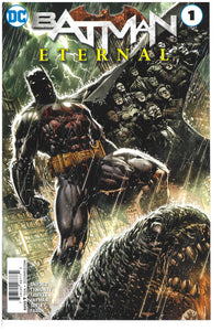 Batman Eternal #1 Walmart variant 2014