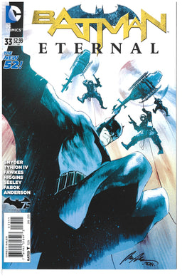 Batman Eternal #33  New 52 2015