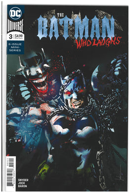 Batman Who Laughs #3 2019