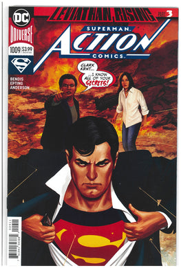 Action Comics #1009 primary cover 2019