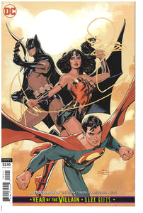 Justice League #29 Terry Dodson variant 2019
