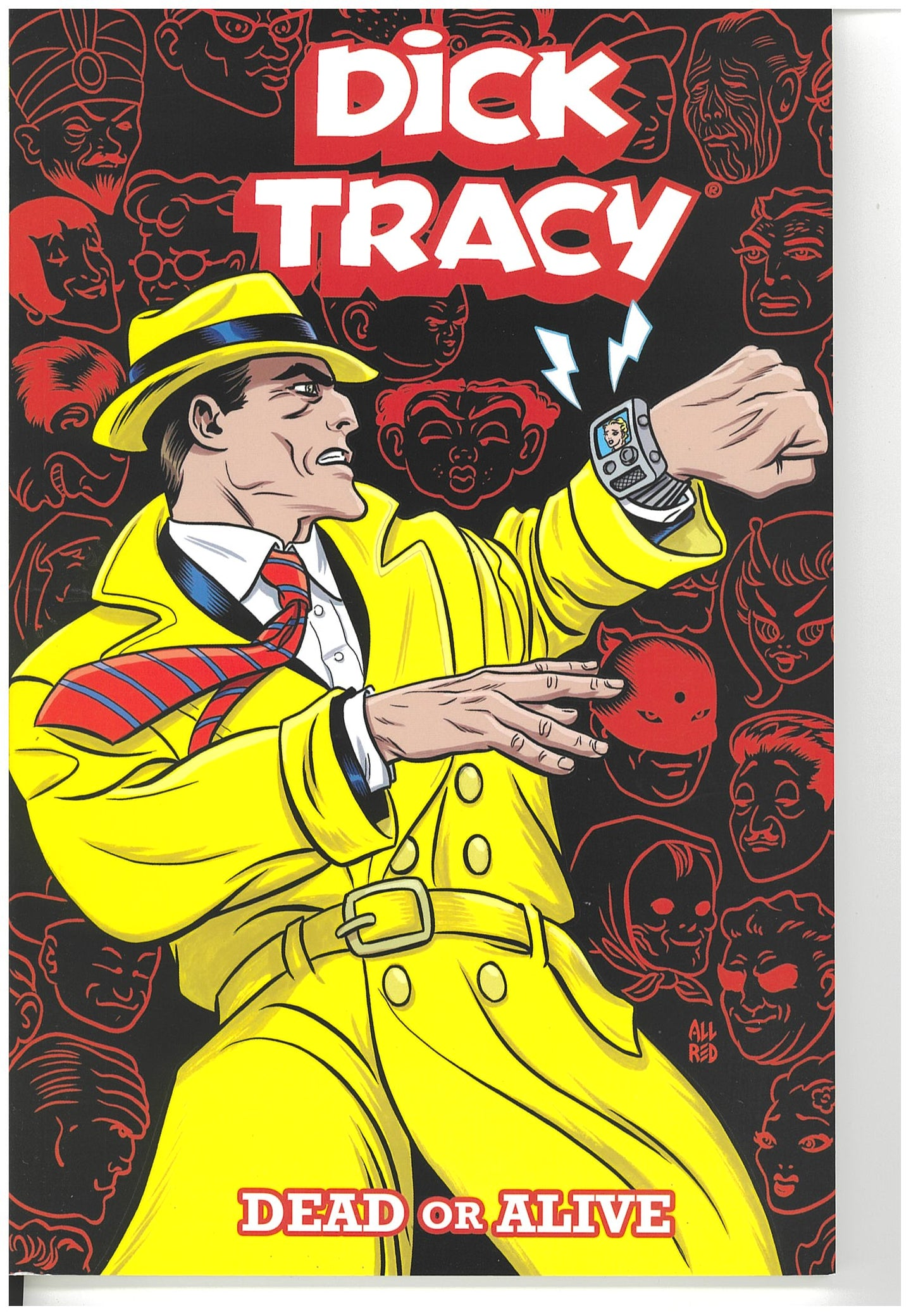Dick Tracy Dead or Alive Trade Paperback 2019