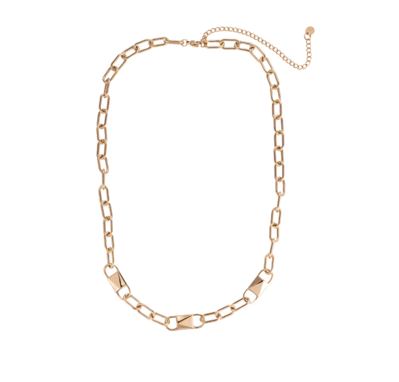 Love Secure 14K Vergulde Ketting