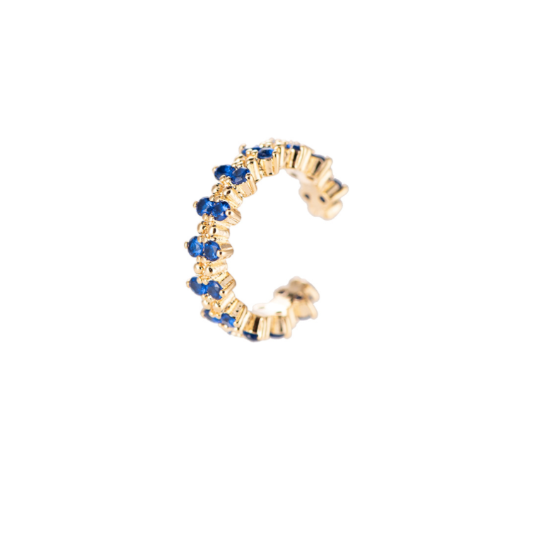 Princess Ear cuff - 14K Verguld