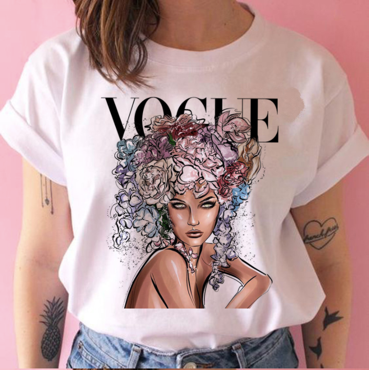 Vogue Prinses T-Shirt