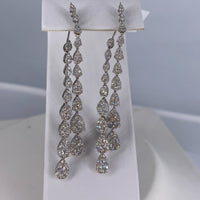 Cascade earrings (ER8789)