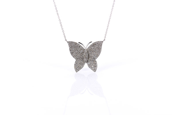 Beautiful butterfly Necklace (NK2663)