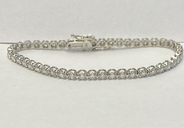 Diamond Tennis Bracelet TB182
