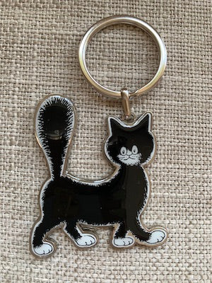 Dubout - Mignonette key ring