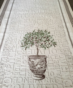 Table runner - Gordes